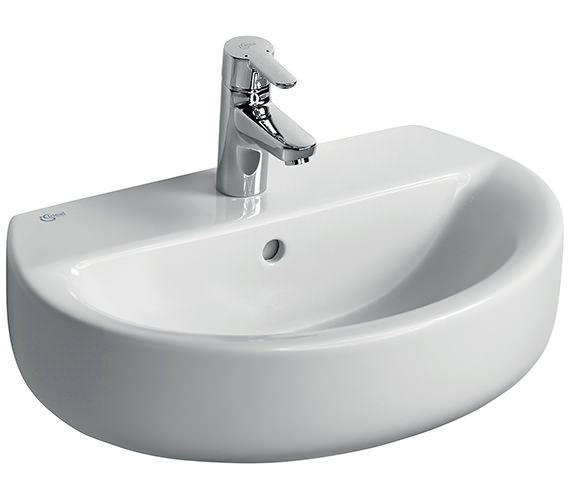 Ideal Standard Concept Space Sphere 550mm Short Projection Basin