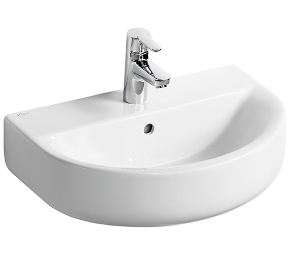 Ideal Standard Concept Space Arc 550mm Short Projection Basin