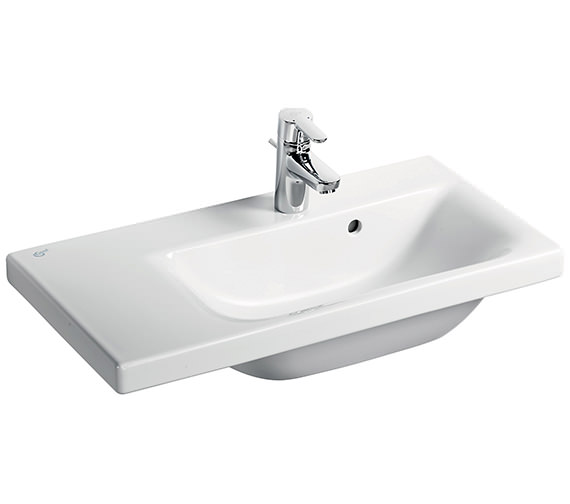Ideal Standard Concept Space 700mm Basin With Left Hand Platform