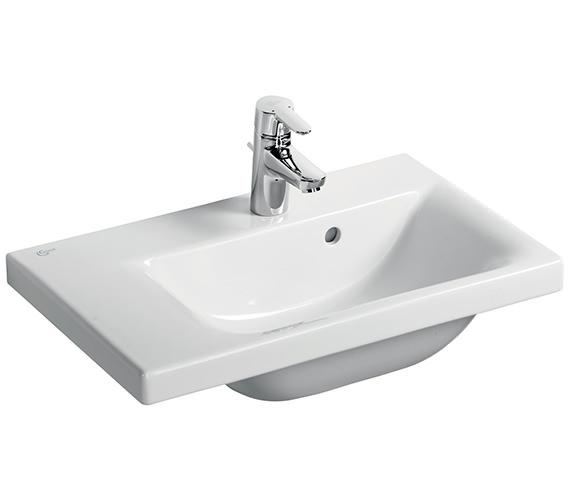 Ideal Standard Concept Space 600mm Basin With Left Hand Platform
