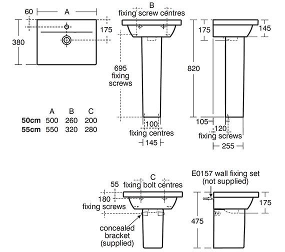Technical drawing QS-V16166 / E133601