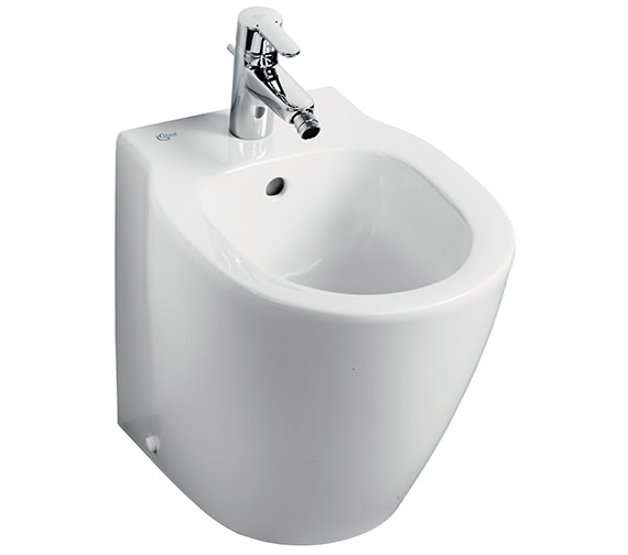 Ideal Standard Concept Space Compact Back-To-Wall Bidet 480mm