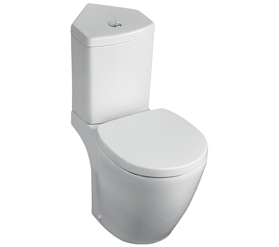 Ideal Standard Concept Space Corner Close Coupled WC 750mm