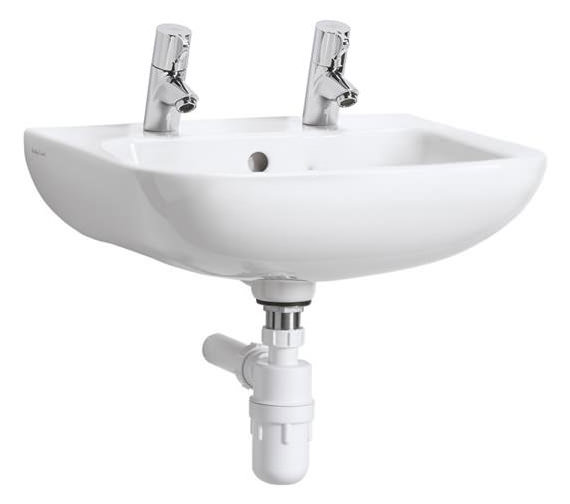 Armitage Shanks Portman 21 40cm Wall Hung 1 Th Basin With