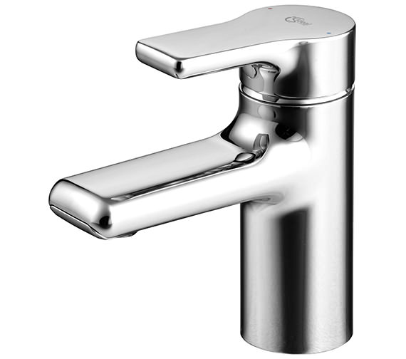Ideal Standard Attitude Classic Outlet Basin Mixer Tap Without Waste - With Pop-up Waste Optional