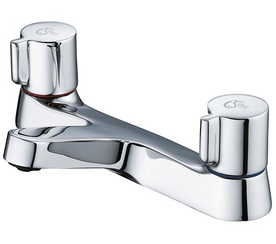 Ideal Standard Alto Dual Control 2 Hole Bath Filler Tap