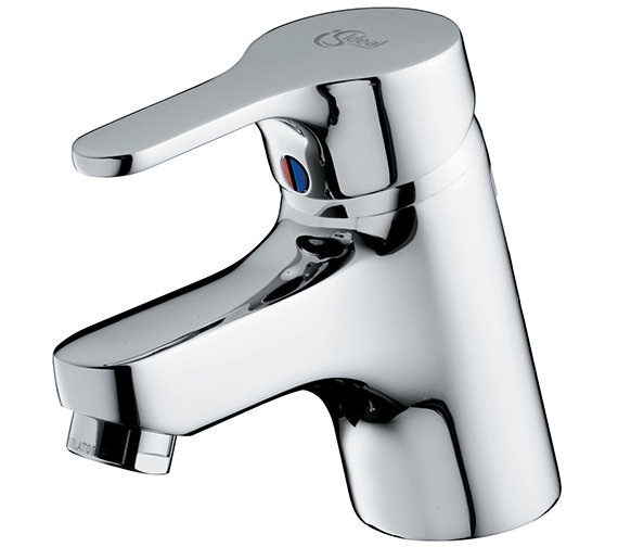 Ideal Standard Alto Single Lever Basin Mixer Tap Without Waste