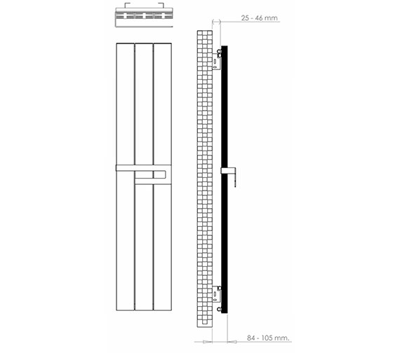 Technical drawing QS-V17242 / HCL001