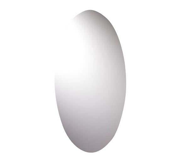 Croydex Belham Oval Mirror 900 x 450mm