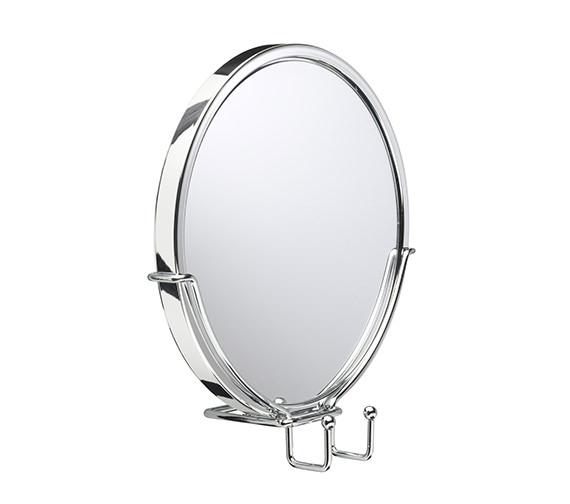 Croydex SNL Plus Anti-Fog Acrylic Mirror And Razor Holder - QM381041RH