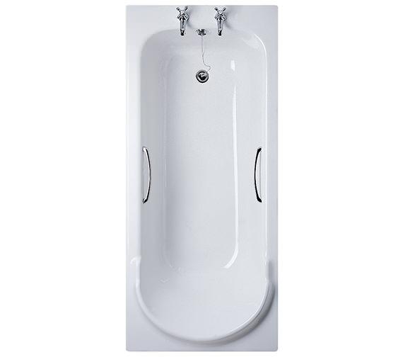 Ideal Standard Ascot Idealform Rectangular Bath 1700 x 750mm