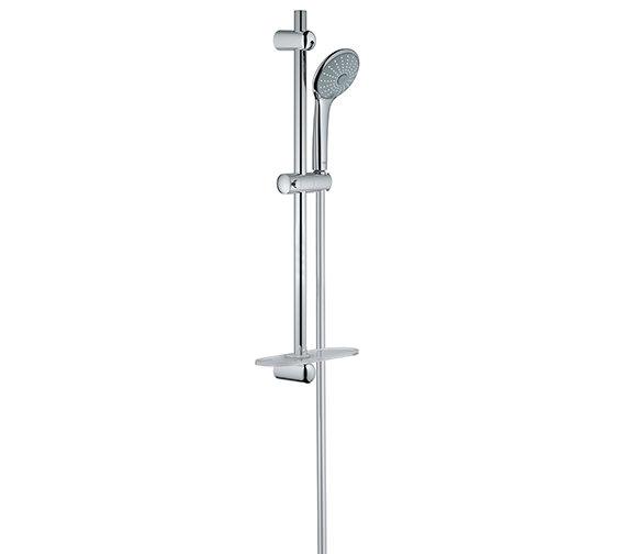 Grohe Euphoria 110 Shower Set With Eco Flow Limiter - Three Spray