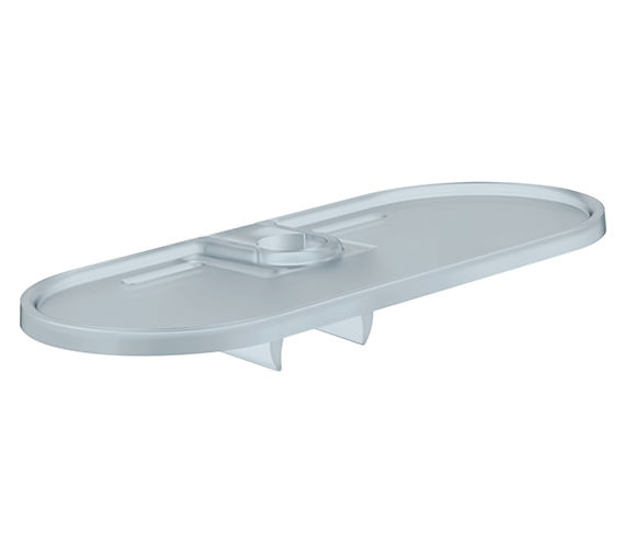 Grohe New Tempesta Acrylic Soap Tray - 27596000