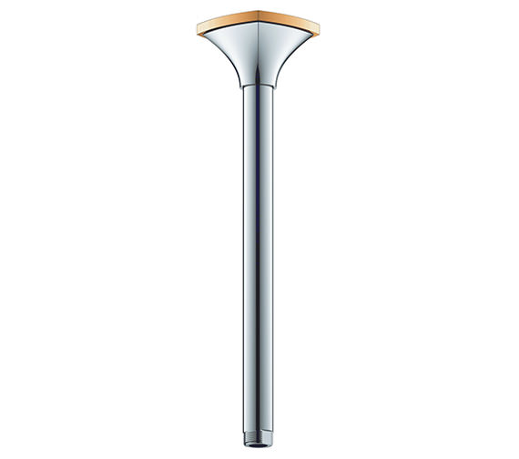 Additional image of Grohe Spa Rainshower Grandera 292mm Ceiling Mounted Chrome Shower Arm
