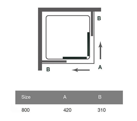 Technical drawing QS-V18536 / M65211