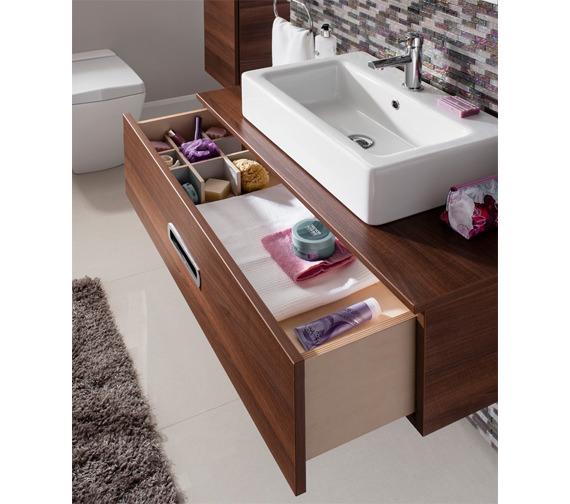Additional image for QS-V18619 Bauhaus Bathrooms - SA8000DWT