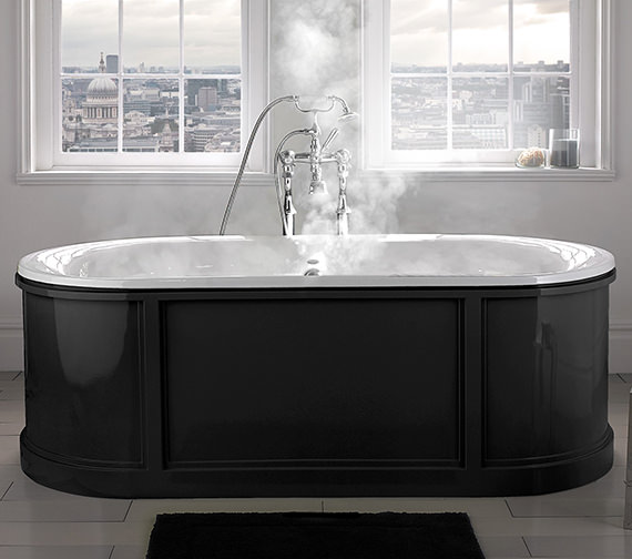 Imperial King Charles Luxury Freestanding Bath 1775 x 740mm