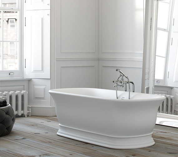 Imperial Windsor Marlow Luxury Freestanding Bath 1740 x 760mm - No Tap Hole