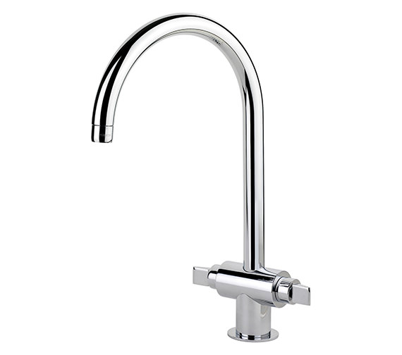 Rangemaster Monoglide Monobloc Kitchen Sink Mixer Tap Chrome