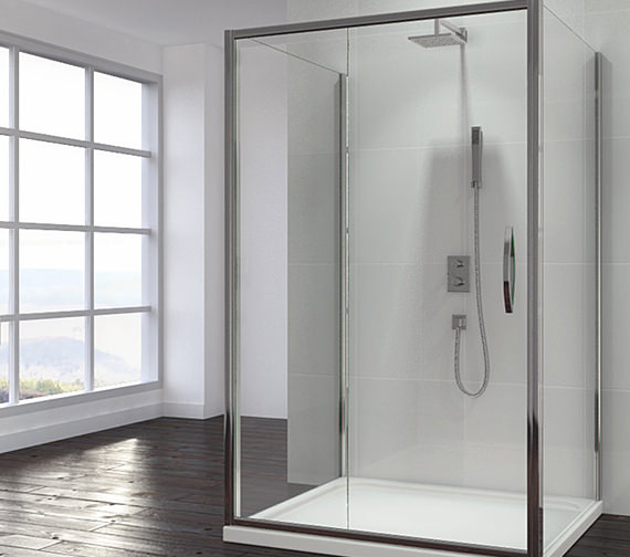 Object moved for 1500 shower door