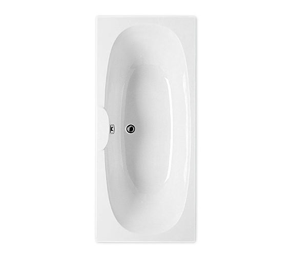 Roca Sitges Double Ended Acrylic Bath 1700 x 750mm - 23200000