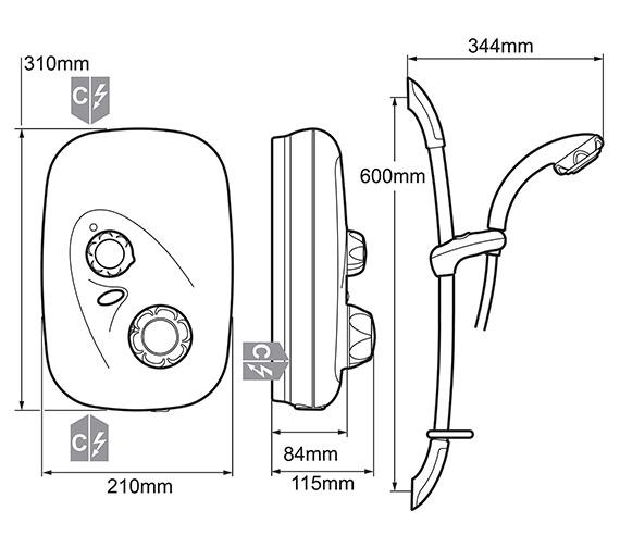 Technical drawing QS-V19331 / 1.1532.002