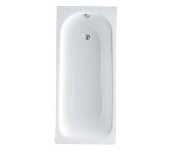 Kaldewei Steel Bath Eurowa Form-Plus 2TH No Grips 1500 x 700mm