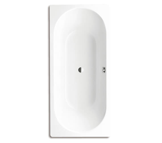 Kaldewei Classic Duo 107 Double Ended 1700 x 750mm Steel Bath
