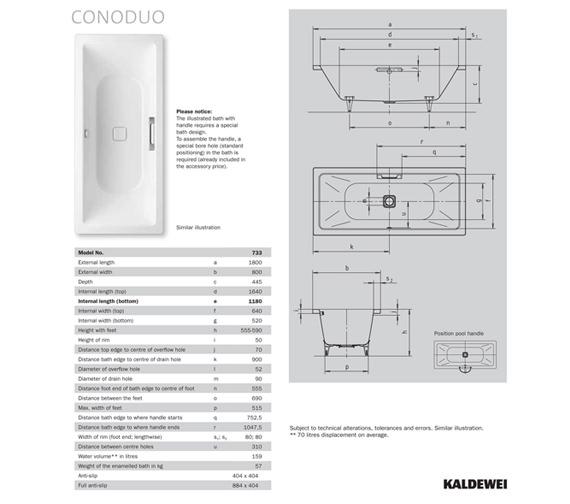 Technical drawing QS-V19347 / 235100010001