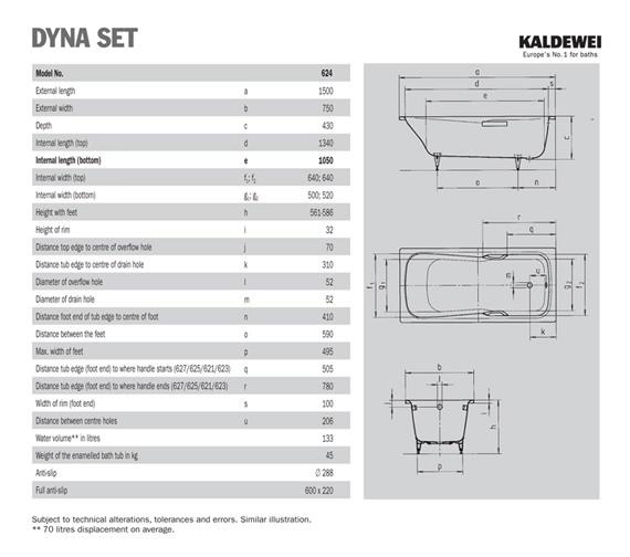 Technical drawing QS-V19349 / 226600010001