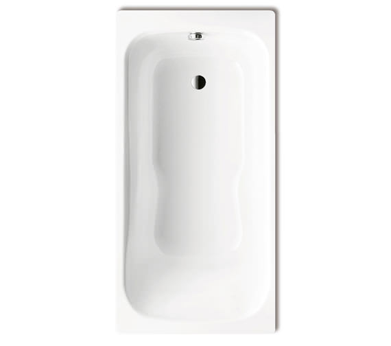 Kaldewei Dyna Set 620 Single Ended Steel Bath 1700 x 750mm