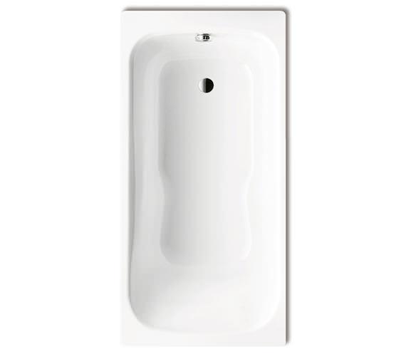 Kaldewei Dyna Set 622 Single Ended Steel Bath 1800 x 800mm