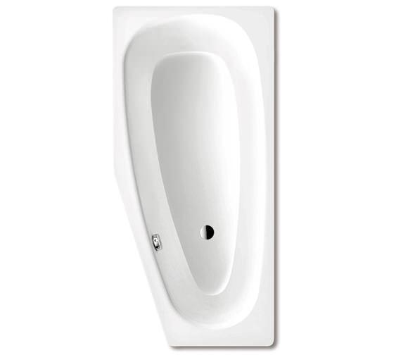 Kaldewei Mini 830 Right Steel Bath 1570 x 750mm 0 TH - 2246 0001 0001