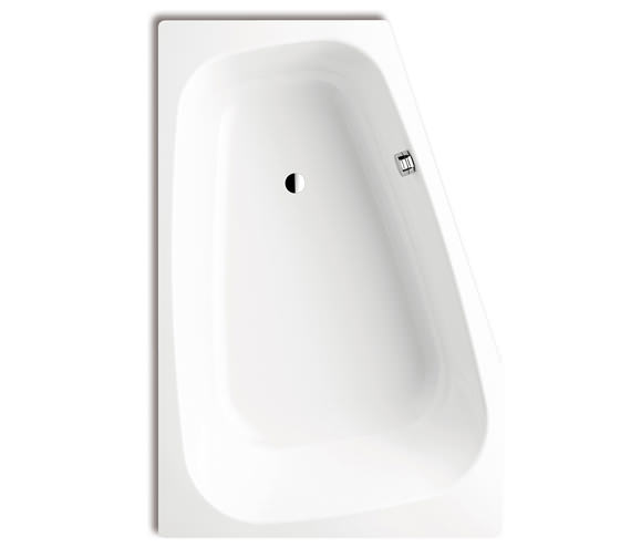 Kaldewei Plaza Duo 1800 x 1200-800mm Steel Bath Right Handed