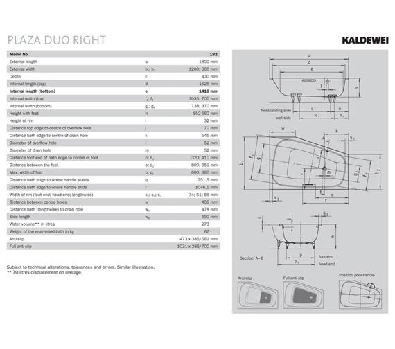 Technical drawing QS-V19355 / 237000010001