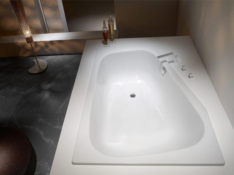 Kaldewei Plaza Duo 1800 x 1200-800mm Steel Bath Right Handed