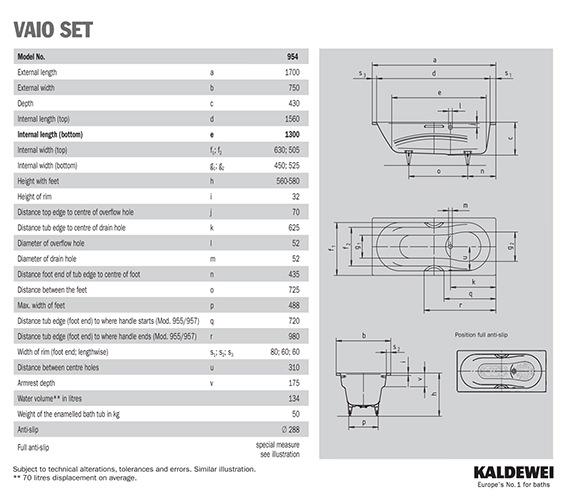 Technical drawing QS-V19358 / 233400010001