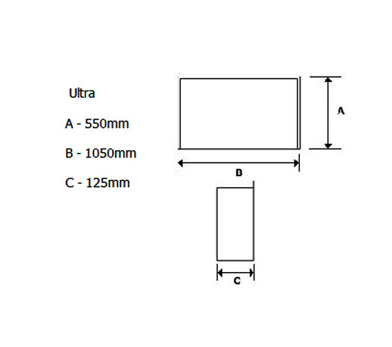 Technical drawing QS-V19438 / CWRL10RE
