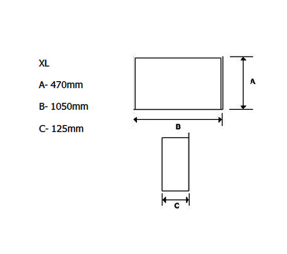 Technical drawing QS-V19440 / CWRL20RE