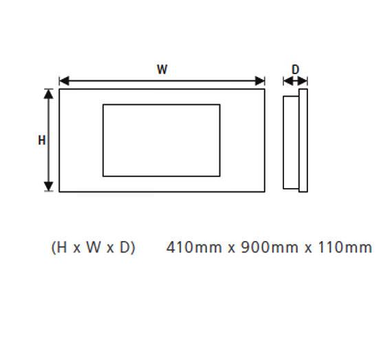 Technical drawing QS-V19442 / CHWEMFRE