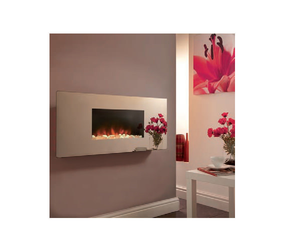 Additional image of Celsi Accent Wall Mounted Electric Fire