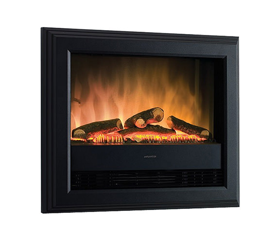 Dimplex Bach Wall Mounted Remote Control Electric Fire | BCH20