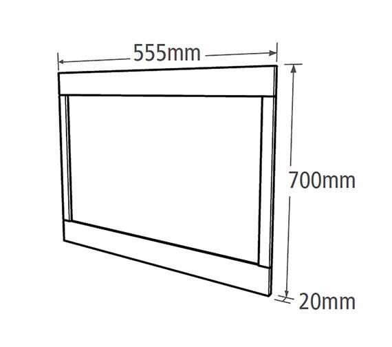 Technical drawing QS-V19469 / KRM7MAW