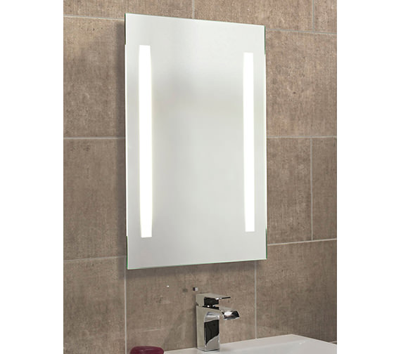Roper Rhodes Clarity Apollo Backlit Illuminated Mirror 450mm - TR2001