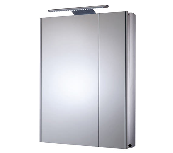 Ascension Refine Slimline Double Door Cabinet With Electrics AS615ALSL
