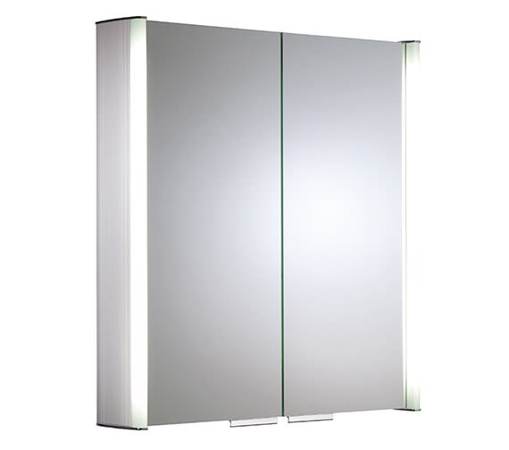 Roper Rhodes Ascension Summit Double Door Bathroom Cabinet - AS615AWIL
