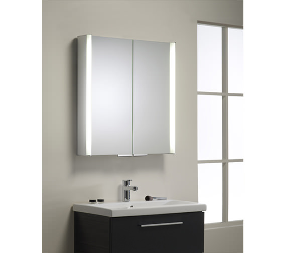 Additional image of Roper Rhodes Ascension Summit Double Door Bathroom Cabinet - AS615AWIL