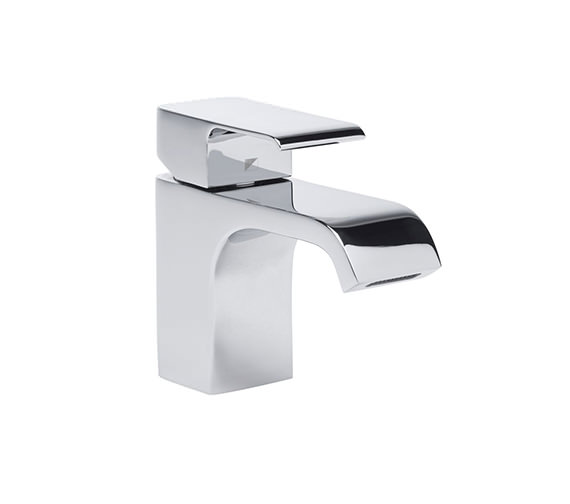 Roper Rhodes Hydra Basin Mixer Tap With Click Waste Chrome - T151102