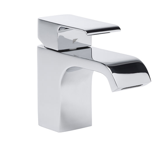 Roper Rhodes Hydra Mini Basin Mixer Tap With Click Waste - T156102
