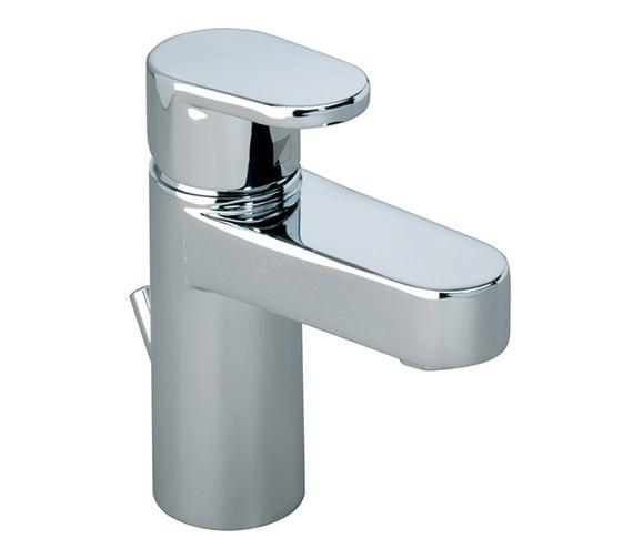 Roper Rhodes Stream Mini Basin Mixer Tap With Click Waste - T776002